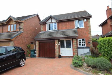 3 bedroom detached house for sale - Marie Close, Penrhyn Bay