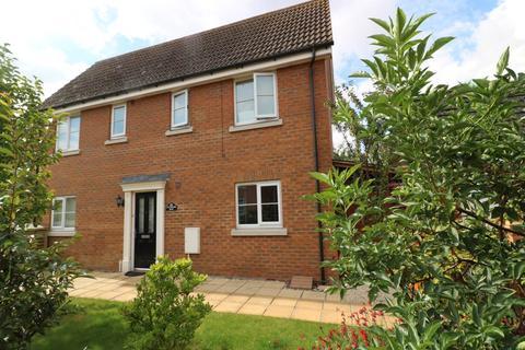 4 bedroom detached house to rent - Stevenson Road, Longstanton, Cambridge