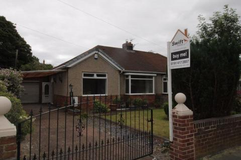 2 bedroom semi-detached bungalow to rent - Station Road, Houghton Le Spring