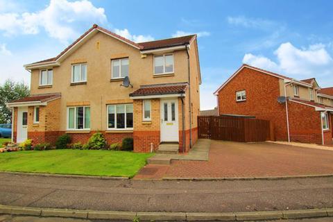 3 bedroom semi-detached house for sale - Alexander Gibson Way, Motherwell