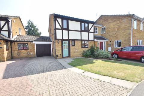 3 bedroom detached house for sale - Whittingham Close, Luton