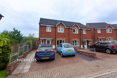 3 bedroom semi-detached house for sale - Albert Road, Talywain, Pontypool
