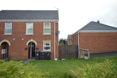 3 bedroom semi-detached house to rent - Cochrane Mews, Ushaw Moor, Durham