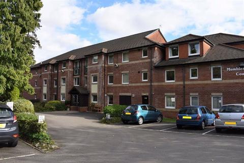 1 bedroom retirement property for sale - Mumbles Bay Court, Blackpill, Swansea