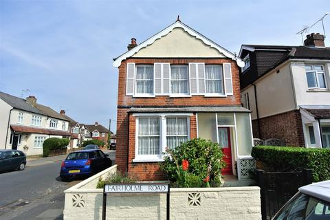 3 bedroom detached house for sale - Fairholme Road, Ashford, TW15