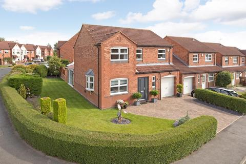 4 bedroom detached house for sale - Abbots Way, Knaresborough