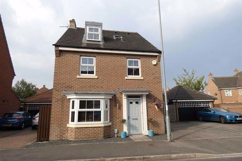 4 bedroom detached house for sale - Ruskin Way, Brough