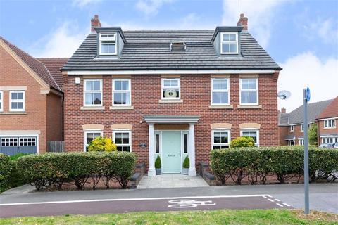 5 bedroom detached house for sale - Coltman Close, Brough