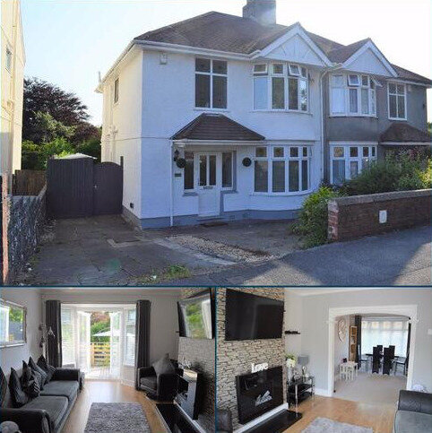 3 bedroom semi-detached house for sale - Middle Road, Ravenhill, Swansea