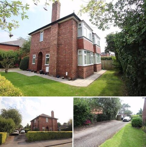 3 bedroom detached house for sale - School Road, Handforth