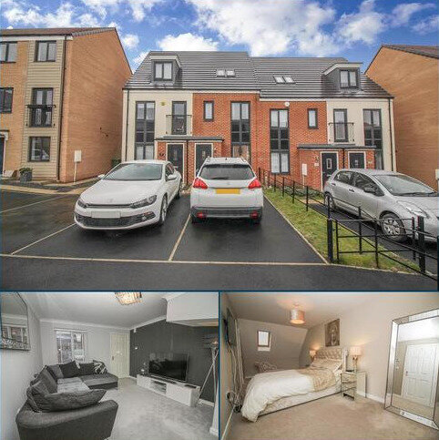 3 bedroom terraced house for sale - Elmwood Park Gardens, Newcastle Upon Tyne
