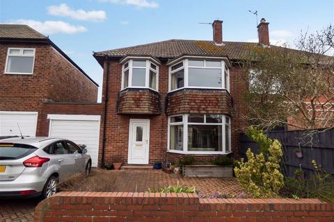 3 bedroom semi-detached house - Monkstone Crescent, Tynemouth
