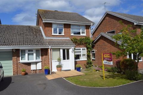 4 bedroom detached house for sale - Sopwith Crescent, Wimborne, Dorset