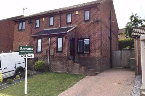 2 bedroom semi-detached house for sale - Meadowside Close, Wingerworth, Chesterfield, S42