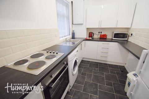 4 bedroom terraced house to rent - Chatham Street, Hanley, ST1
