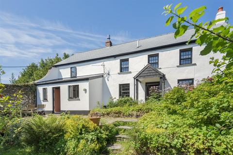 4 bedroom detached house for sale - Kentisbury, Barnstaple