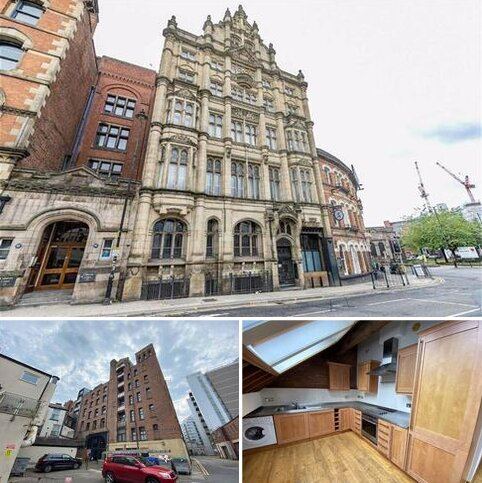 2 bedroom apartment for sale - Textile Apartments, Blackfriars Street, Salford