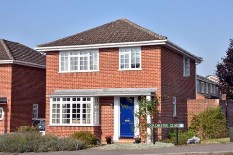 3 bedroom detached house to rent - Dorchester Close