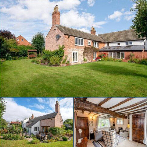 4 bedroom cottage for sale - Church Lane, Willoughby on the Wolds