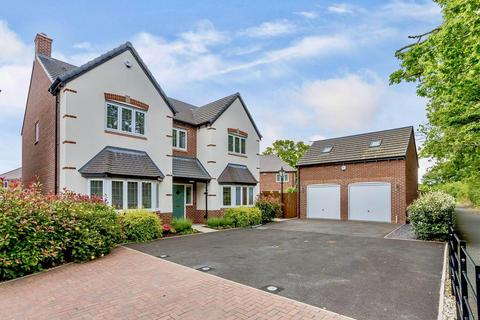 5 bedroom detached house for sale - Marlpit Close, Dickens Heath, Solihull