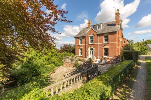 6 bedroom detached house for sale - The Coombes, Nell Hill, SN6