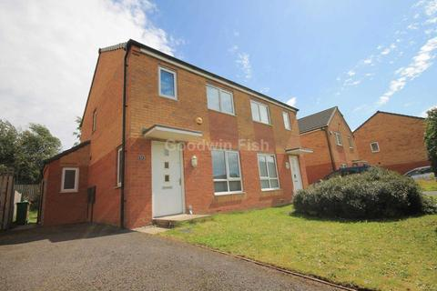 2 bedroom semi-detached house for sale - Overlinks Road, Beswick