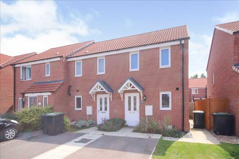 2 bedroom end of terrace house for sale - Cupola Close, North Hykeham, Lincoln