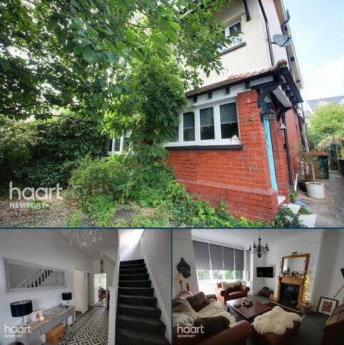 3 bedroom semi-detached house for sale - Linden Road, Newport