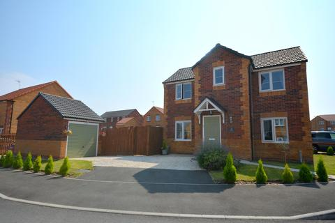 3 bedroom detached house for sale - Colliers Way, Holmewood, Chesterfield, S42 5FF