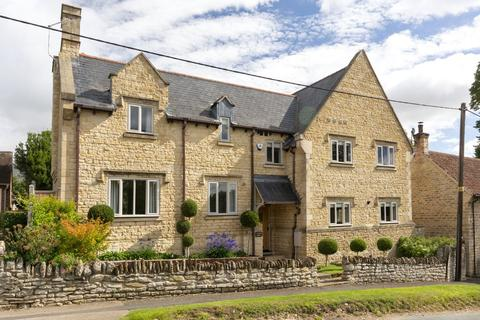 5 bedroom detached house for sale - Church Green, Barnwell, Oundle, Northamptonshire, PE8