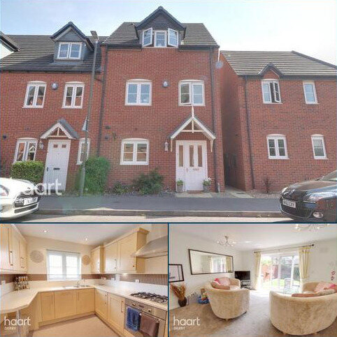 4 bedroom townhouse for sale - Foss Road, Hilton
