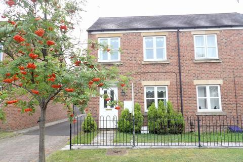 2 bedroom semi-detached house for sale - Frost Mews, Frost mews, South Shields, Tyne and Wear, NE33 4AL