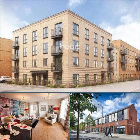 2 bedroom flat to rent - Hardwick House, Trinity Street. DE1