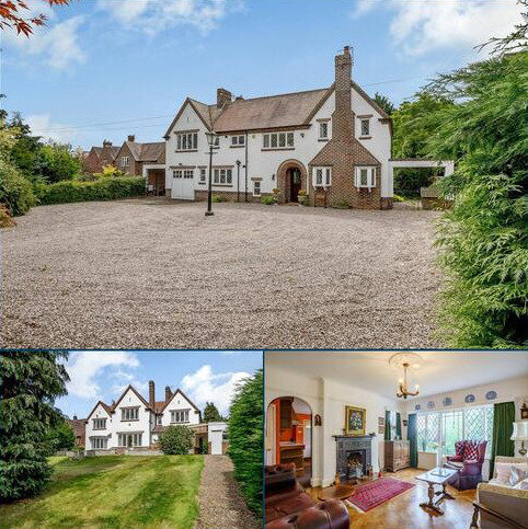 4 bedroom detached house for sale - Ridgebourne Road, Shrewsbury, Shropshire