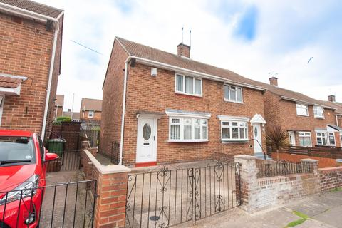 2 bedroom semi-detached house to rent - Andrew Road, Sunderland, Tyne and Wear, SR3