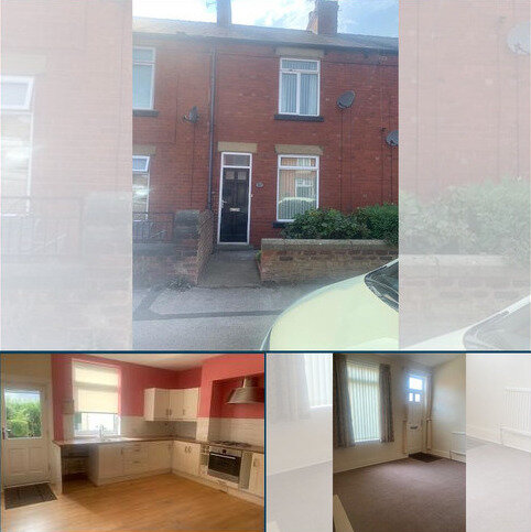 2 bedroom terraced house to rent - Heaton Street, Brampton Chesterfield S40