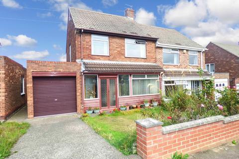 3 bedroom semi-detached house for sale - Angerton Avenue, Shiremoor, Newcastle upon Tyne, Tyne and Wear, NE27 0TU