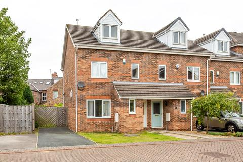 4 bedroom end of terrace house for sale - Huntington Mews, York, YO31