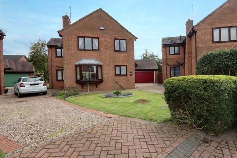 4 bedroom detached house for sale - The Vale, Beverley Parkland, Beverley, HU17