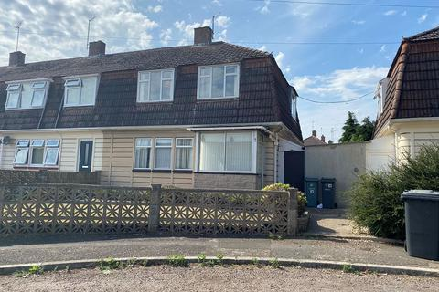 3 bedroom end of terrace house to rent - Vaughan Road, Whipton