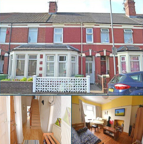 4 bedroom terraced house for sale - MANOR STREET, HEATH, CARDIFF