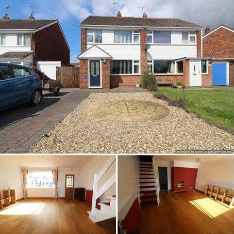 3 bedroom semi-detached house to rent - Karen Way, Great Sutton, ELLESMERE PORT CH66