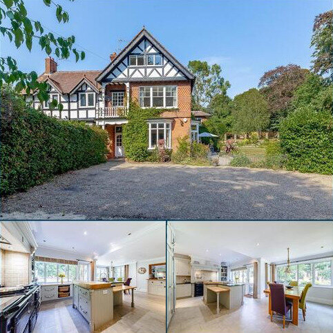 5 bedroom semi-detached house for sale - Woburn Hill, Addlestone, Surrey, KT15