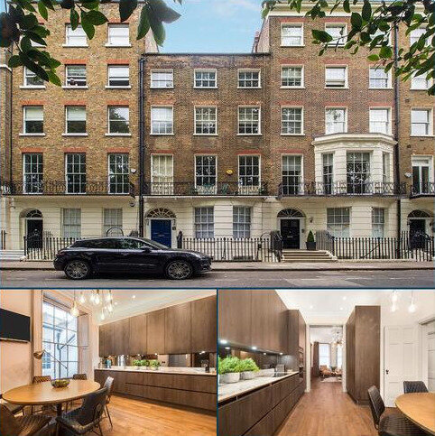 2 bedroom flat for sale - Montagu Square, Marylebone, London, W1H
