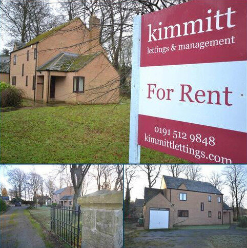 4 bedroom detached house to rent - St.Peters Rectory, Byers Green, Spennymoor, County Durham, DL16