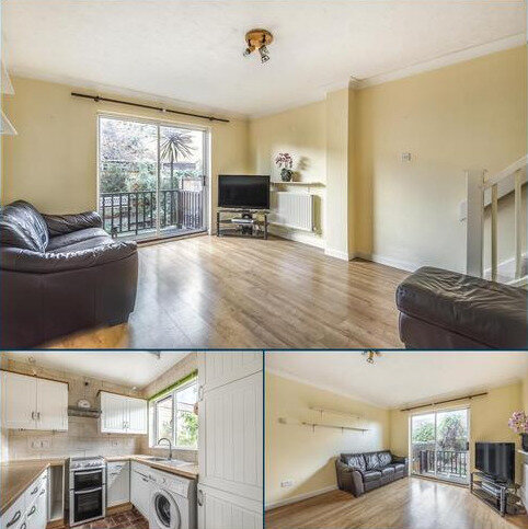 2 bedroom terraced house to rent - Oxley Close South Bermondsey SE1