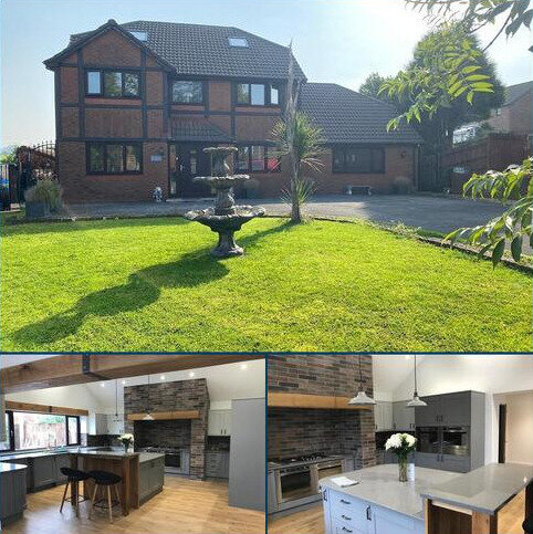 6 bedroom detached house for sale - Canaston Court, Penlan, Swansea, City And County of Swansea.