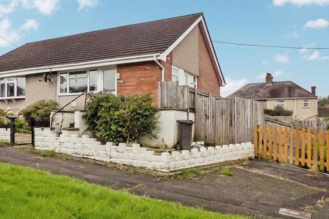 1 bedroom semi-detached bungalow for sale - Darren Road, Briton Ferry, Neath, Neath Port Talbot. SA11 2TD