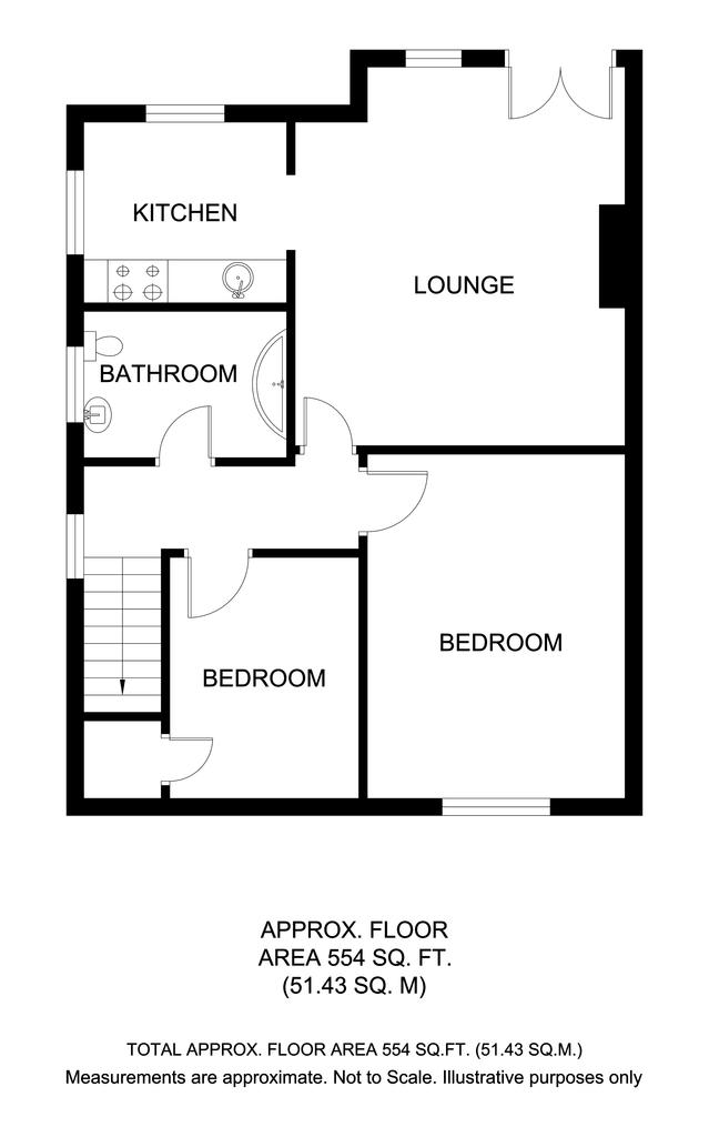 Floorplan 1 of 2: 6 Michael Gdns