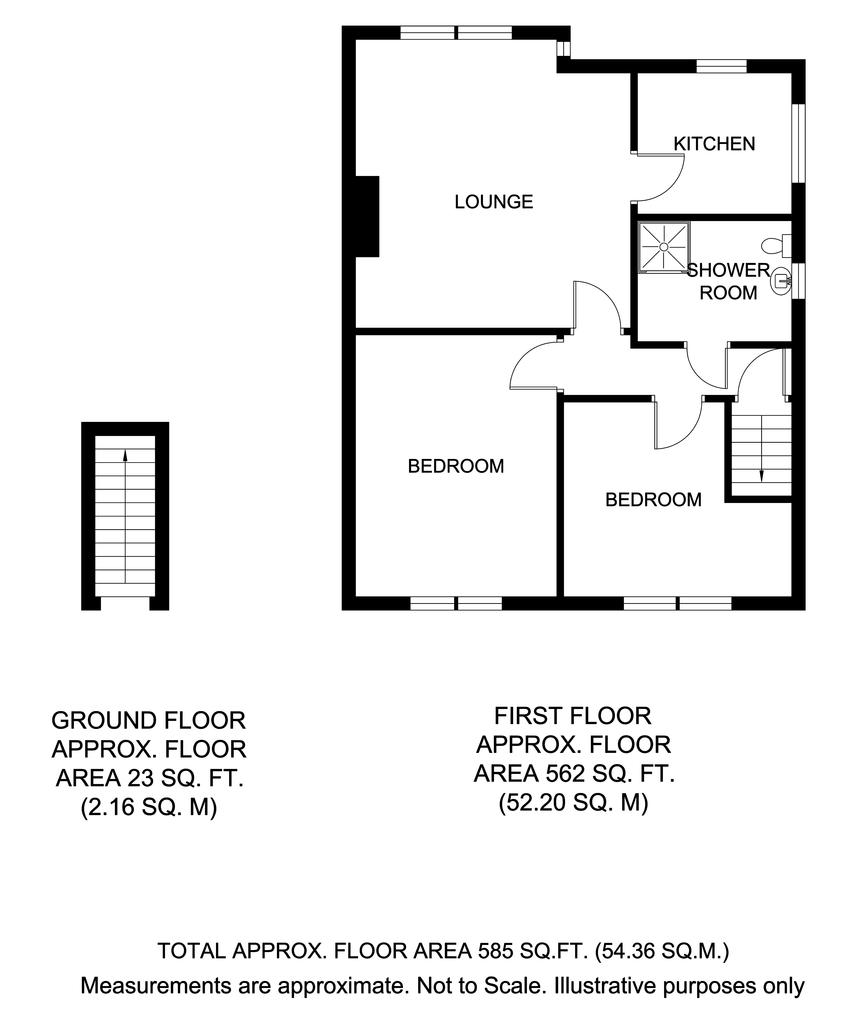 Floorplan 2 of 2: 7 Michael Gdns